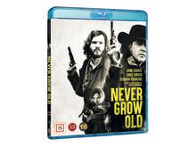 Never Grow Old, Blu-ray