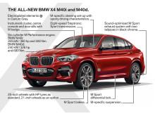 HELT NYA BMW X4