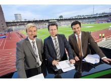 Tony Gustavsson, Pelle Blohm & Tommy Åström