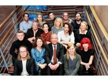 Mottagare av Mary von Sydows musikstipendier 2018