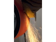 Flexovit SY798 slipband - Användning