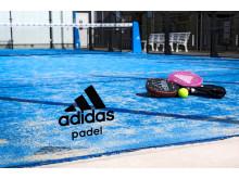 adidas padel unisport 4