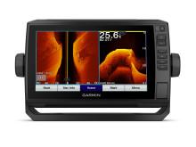 Ultra HD Echolot Ansicht auf ECHOMAP Plus92sv