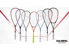Salming Squash Range 2016/2017