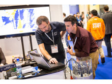 Hi-res image - Oi18 - The exhibition at Oceanology International 2016