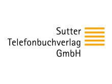 Logo Sutter Telefonbuchverlag