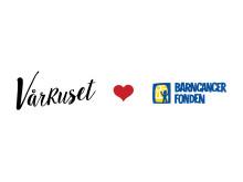 Vårruset och Barncancerfonden i nytt samarbete