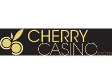CherryCasino.com logga vertikal