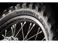 Dunlop Geomax MX32 detail