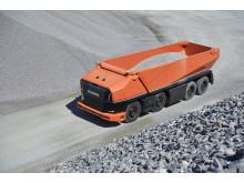 Scania AXL mit autonomer Antriebstechnologie
