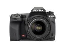 Pentax K-5 med 18-55mm WR