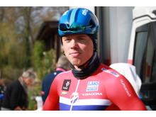 Rasmus Tiller før Flandern Rundt U23