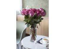 Fairtrade-merkede roser