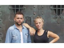Klubb Kontra – Olivia Bergdahl och Oskar Hanska