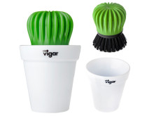 Vigar diskborste - Kaktus