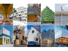 Finalister Årets Stockholmsbyggnad 2017