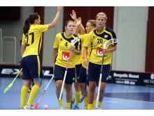 Sverige vann