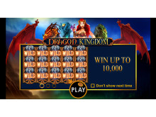 Dragon Kingdom slottia