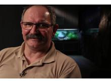 Marek Goczkowski, veterinär på Parken Zoo, gör på torsdag tv-premiär i dokumentärserien Veterinärerna.