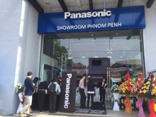 Panasonic Integrated Showroom & Service Centre (Phnom Penh, Cambodia)