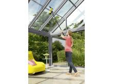 Kärcher vindusvasker WV 2 Plus Rengjøring av store/ høye vinduer