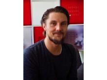 Andreas Wallbäck, en av projektledarna för Rekospot