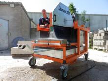 Ny lyddæmpende klinge til blokstensave