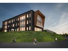 Castellum i Uppsala bygger nytt kontor åt NCC