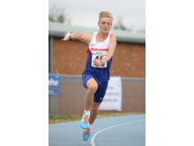 Sprinter James Arnott shortlisted for SportsAid's One-to-Watch Award
