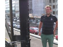 Jan Storesund, Inspecta Technology AB