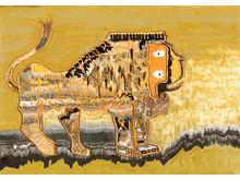 Vita kuben/ Elham Rokni/ Lions Wall
