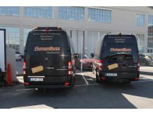 EkmanBuss Flexibussitet, Buss Nr. 20 & 21