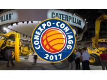 ConExpo 2017 - Pon-Cat