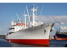 Cap San Diego - Museumsschiff