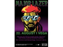 Major Lazer 22. august i Store VEGA