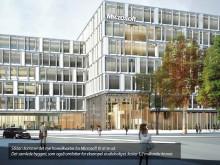 Microsofts nye domicil bliver del af et attraktivt byområde i hjertet af Lyngby, der skal knytte videntunge virksomheder til bylivet og det lokale studiemiljø.