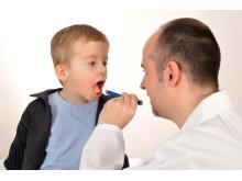 hkk-Gesundheitsreport: Mandelentfernungen bei Kindern