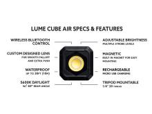 Lume Cube AIR Specs