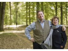 Marika och C-G Wachtmeister