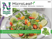 Micro Leaf, Bondböna
