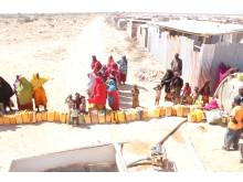 Extrem torka drabbar Somalia