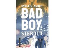 Badboy: Steroid Omslag