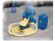 Kemikalielänsa - en absorbent för oindentifierade kemikalier