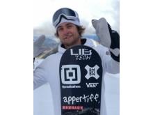 Måns Hedberg, snowboardlandslaget