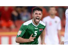 Iraks OS-landslag till Kalmar