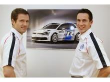 Sébastien Ogier och Julien Ingrassia
