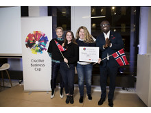 3. plads / Creative Business Cup 2018