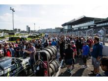 STCC och RallyX intar solvalla 11-12 september