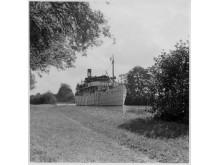 Pressbild - Göta Kanal - m/s Diana historisk bild