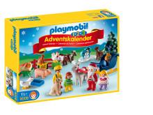 Ganz groß für die Kleinsten: Adventskalender von PLAYMOBIL 1.2.3